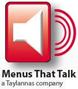menus-that-talk