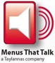 menus-that-talk